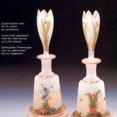 Czech Dressing Table Glass 1999