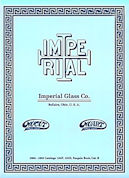 Imperial Glass Catalogs by Archer