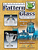 Pattern Glass Table Sets