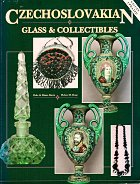 Czech glass book